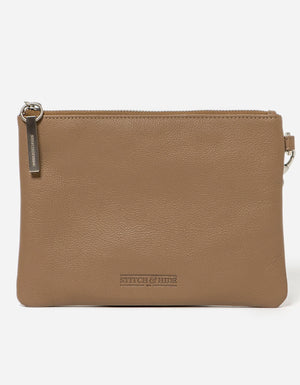 Cassie Clutch Oak