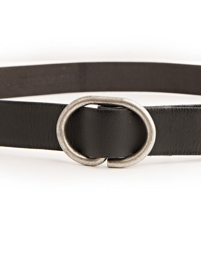 Daisy Belt Black