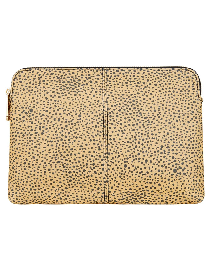 Double Bowery Wallet Cheetah