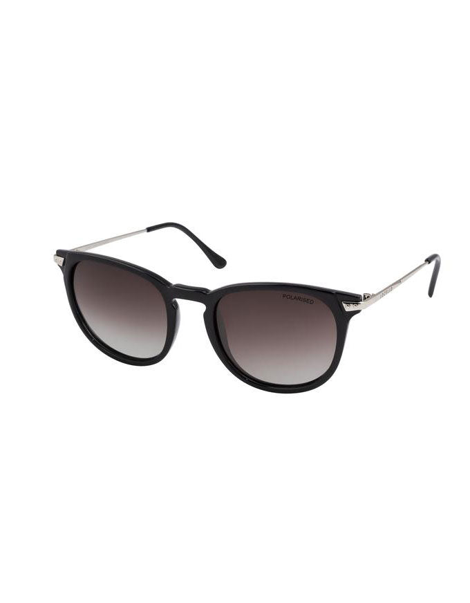 The Eniko Sunglasses in Black.