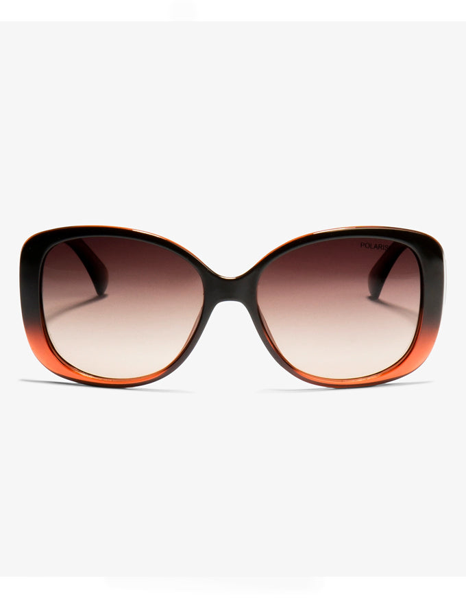 Franca Sunglasses Crystal Brown