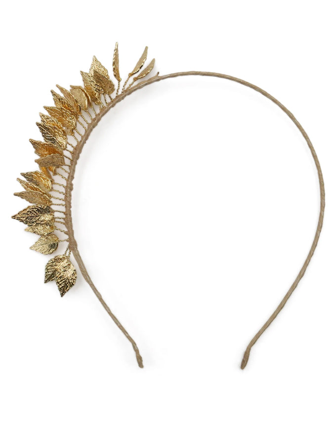 Honey Headpiece Gold