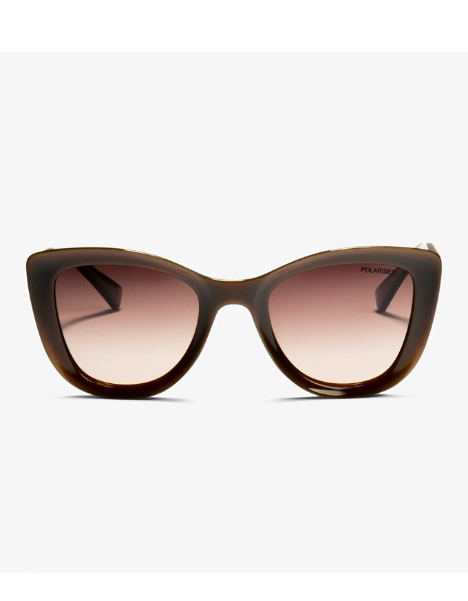 Isla Sunglasses Brown