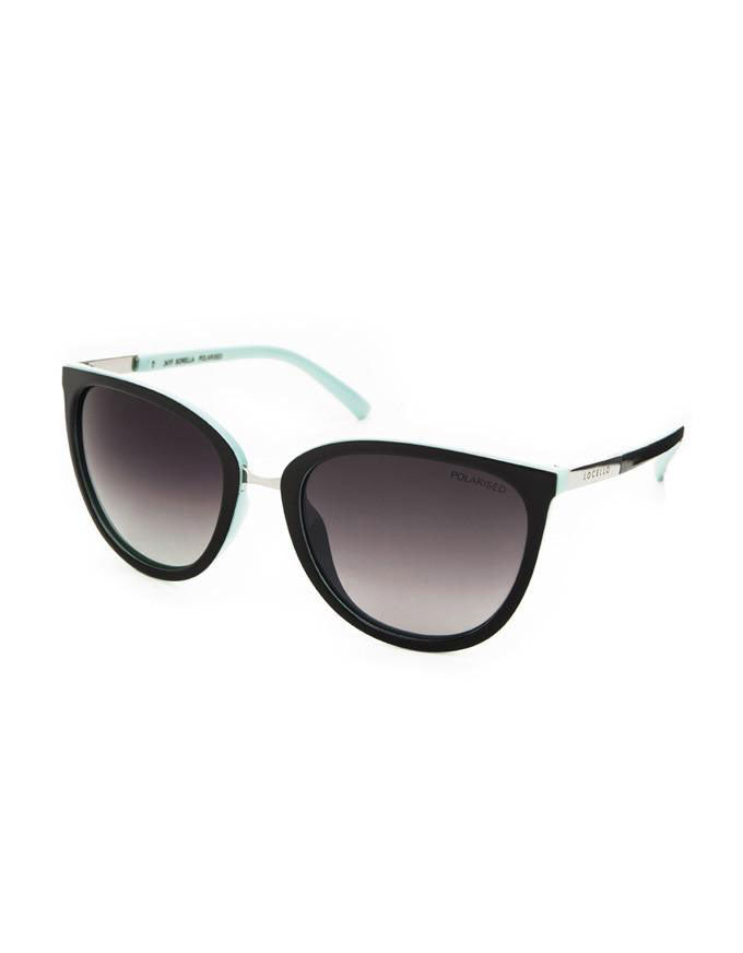 Sorella Sunglasses Brown & Blue