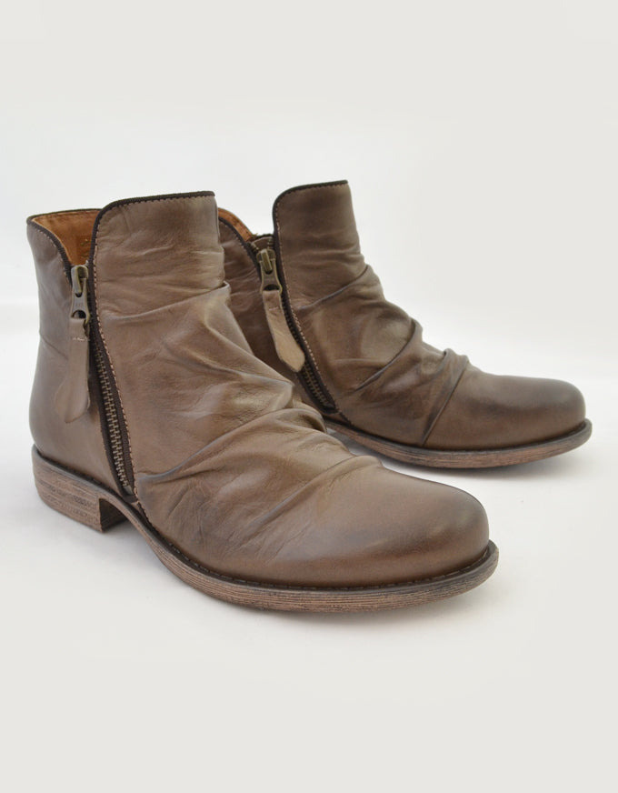 Willet Ankle Boots Kangaroo