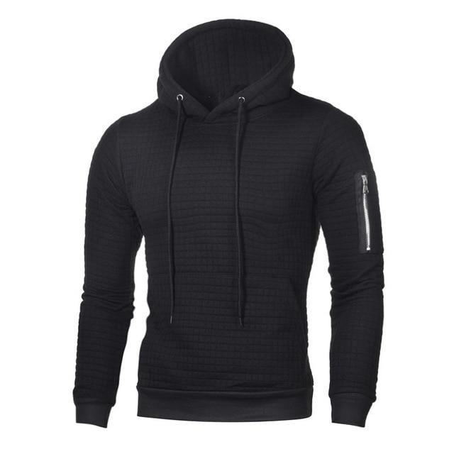 Zero Dark Tactical Black Recon Hoodie