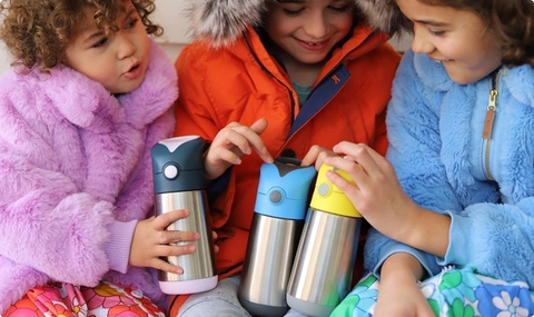 4 simple tips to keep kids hydrated through winter