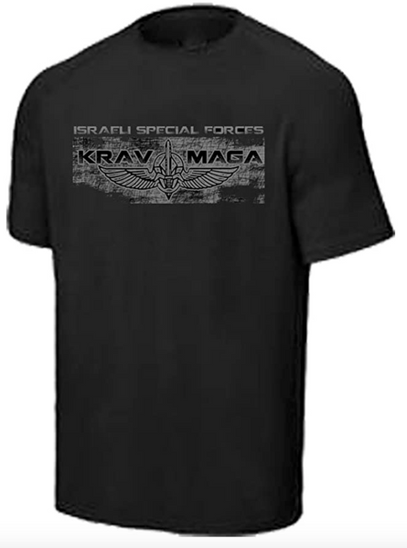 Epic MMA Gear Krav MAGA Performance T-Shirt | Special Forces