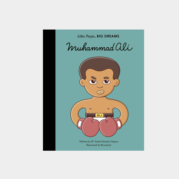 Little People, Big Dreams | Muhammad Ali