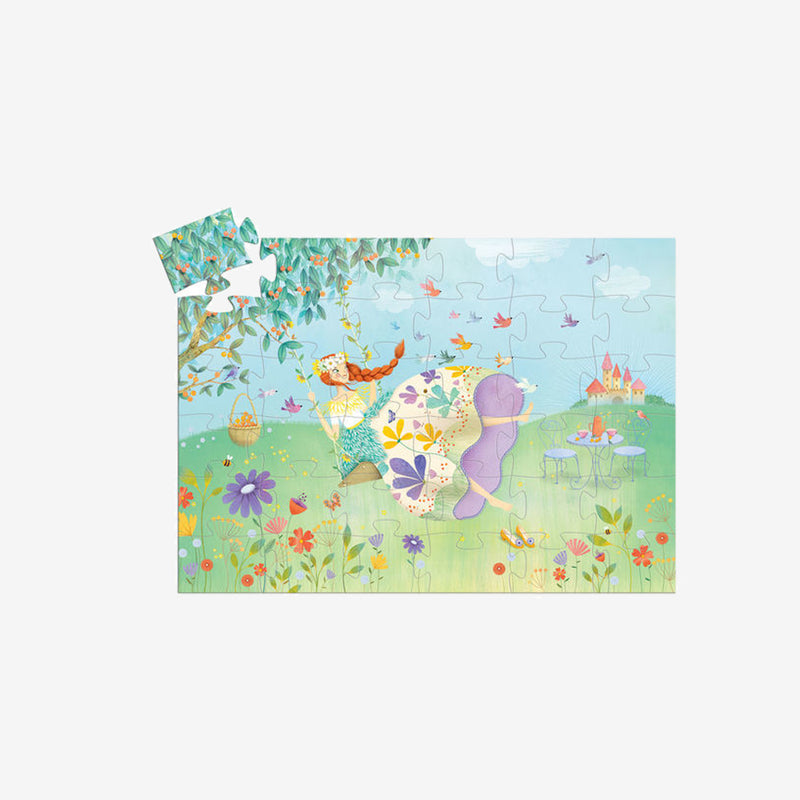 Princess of Spring Puzzle