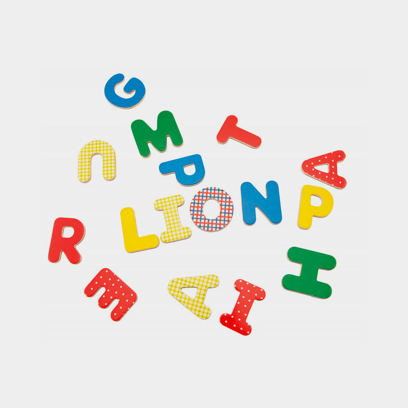 Magnetic Alphabet Set | Moulin Roty