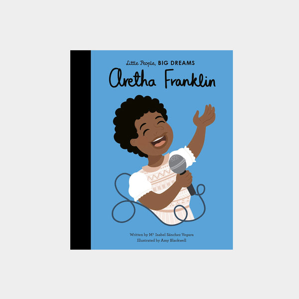 Little People, Big Dreams | Aretha Franklin