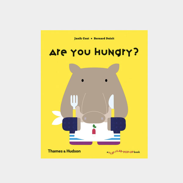 Are You Hungry? | A Flip Flap Pop Up Book
