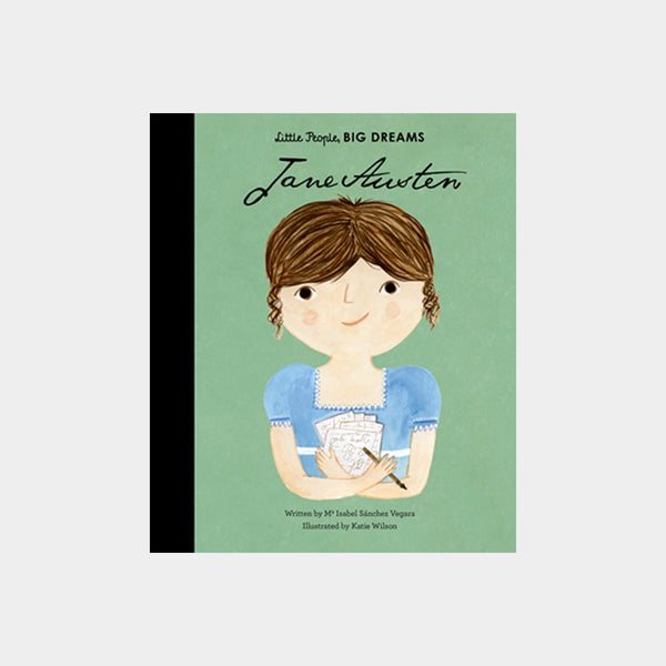 Little People, Big Dreams | Jane Austen
