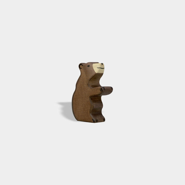 Bear Cub | Holztiger Wooden Animals