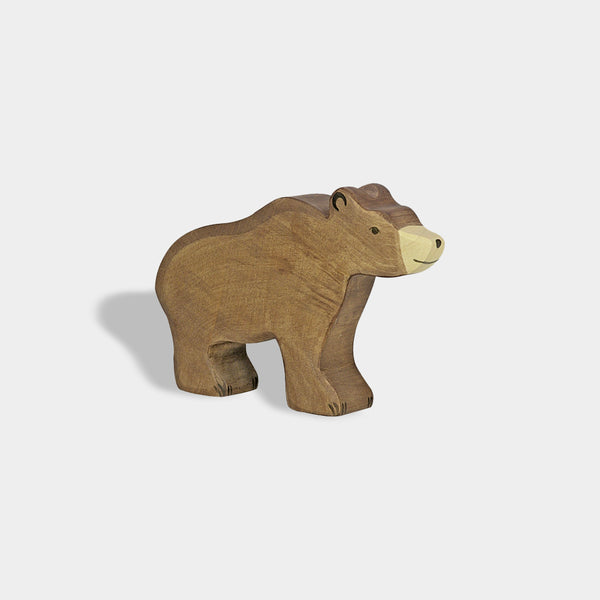 Brown Bear | Holztiger Wooden Animals