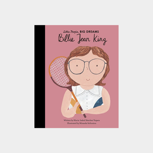 Little People, Big Dreams | Billie Jean King