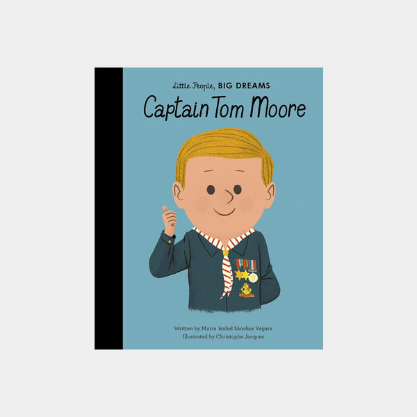 Little People, Big Dreams | Captain Tom Moore
