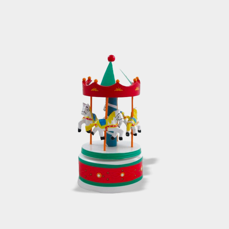 Magic Flute Small Musical Carousel