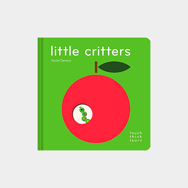 Little Critters | A Touch Think Learn Book