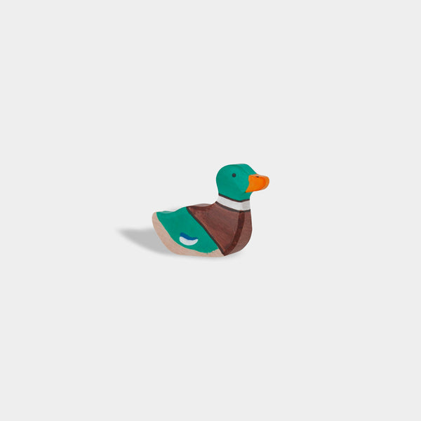 Drake Duck | Holztiger Wooden Animals