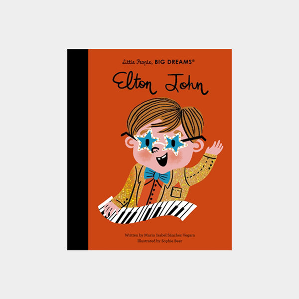 Little People, Big Dreams | Elton John