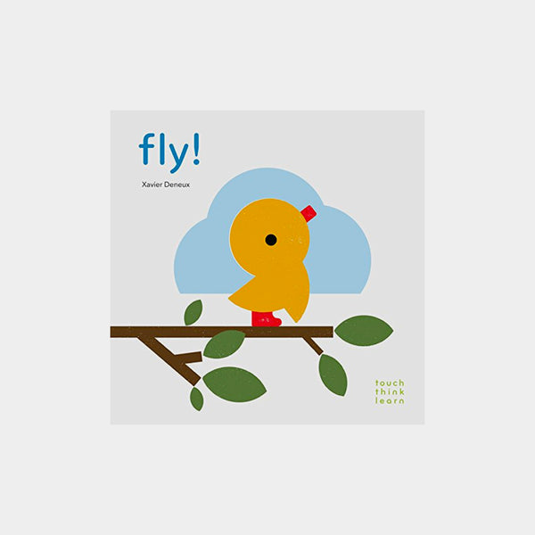 Fly! | A Touch Think Learn Book
