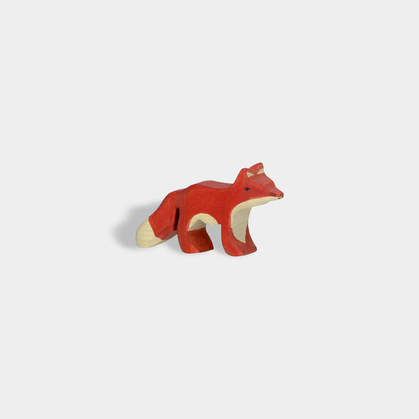 Small Fox | Holztiger Wooden Animals