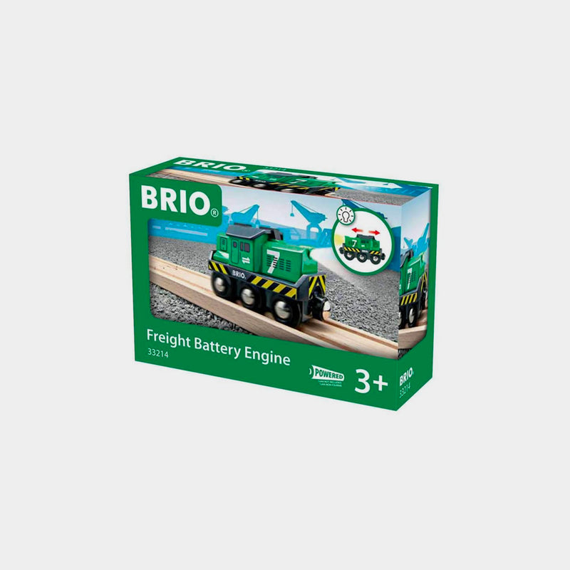 Freight Battery Engine | BRIO