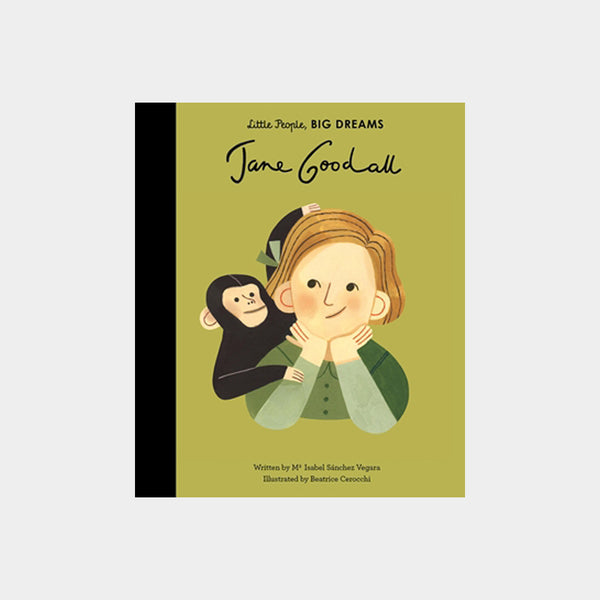 Little People, Big Dreams | Jane Goodall