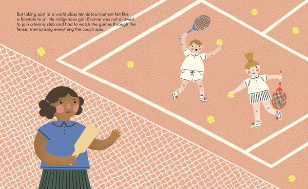 Little People, Big Dreams | Evonne Goolagong