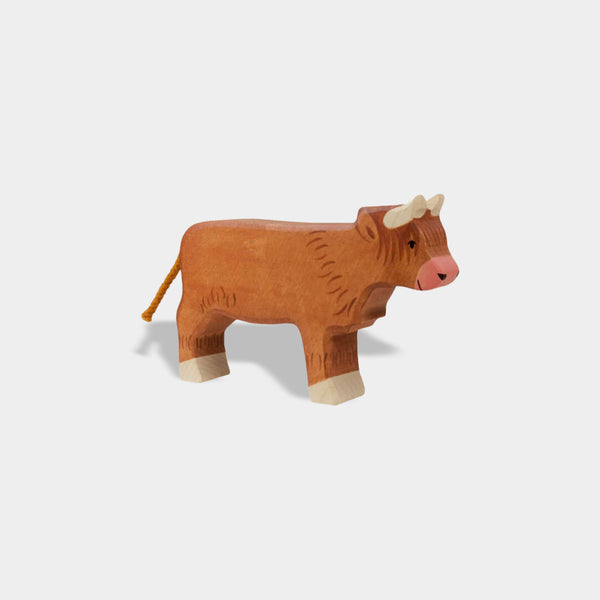 Highland Cow | Holztiger Wooden Animals