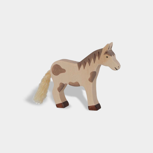 Dappled Horse | Holztiger Wooden Animals