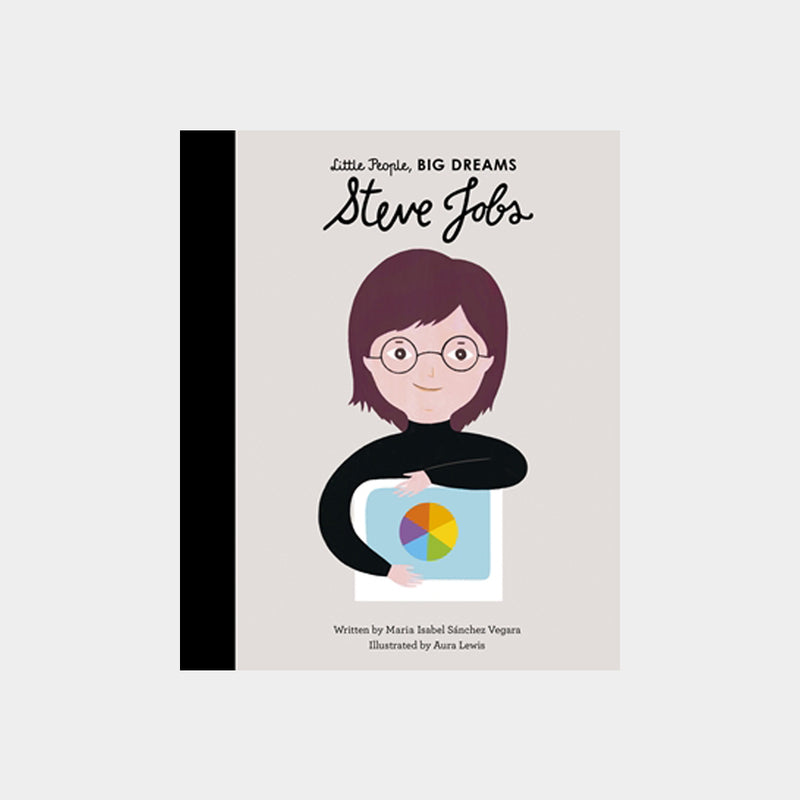 Little People, Big Dreams | Steve Jobs