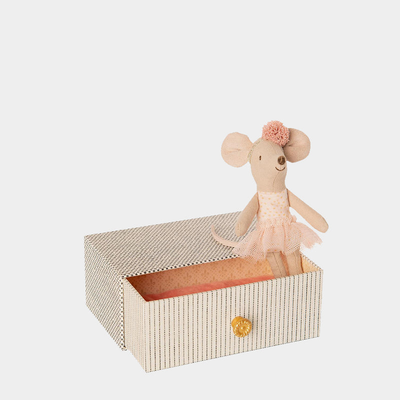 Dance Mouse in Daybed | Maileg