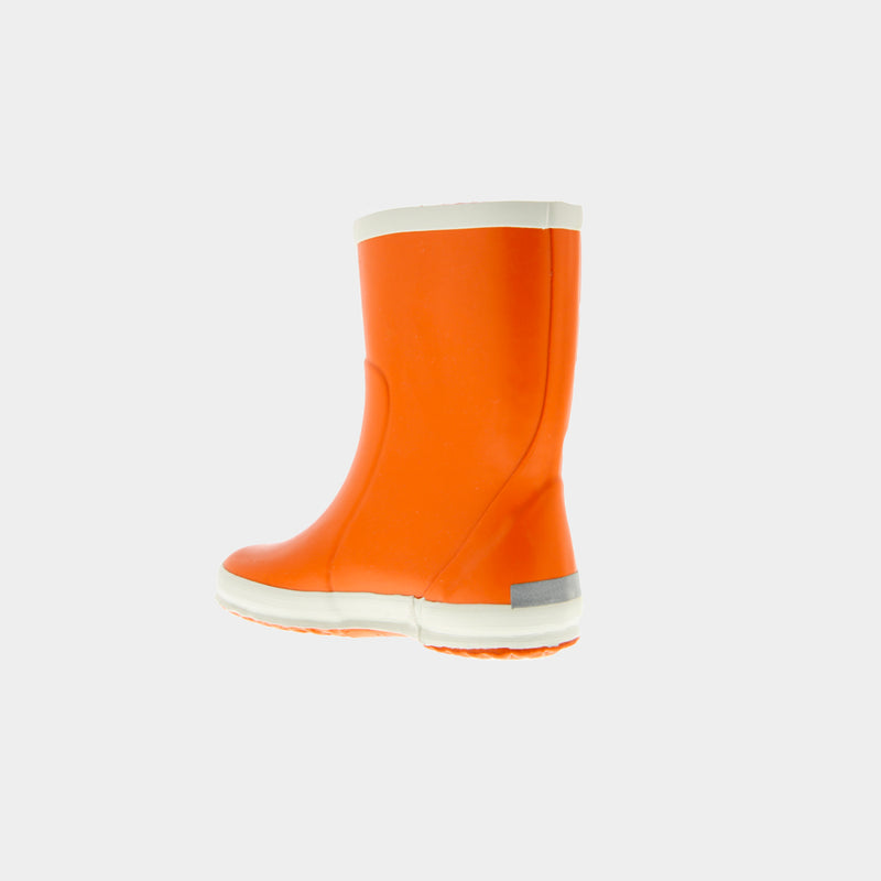 New Orange Wellies | Bergstein Rainboots