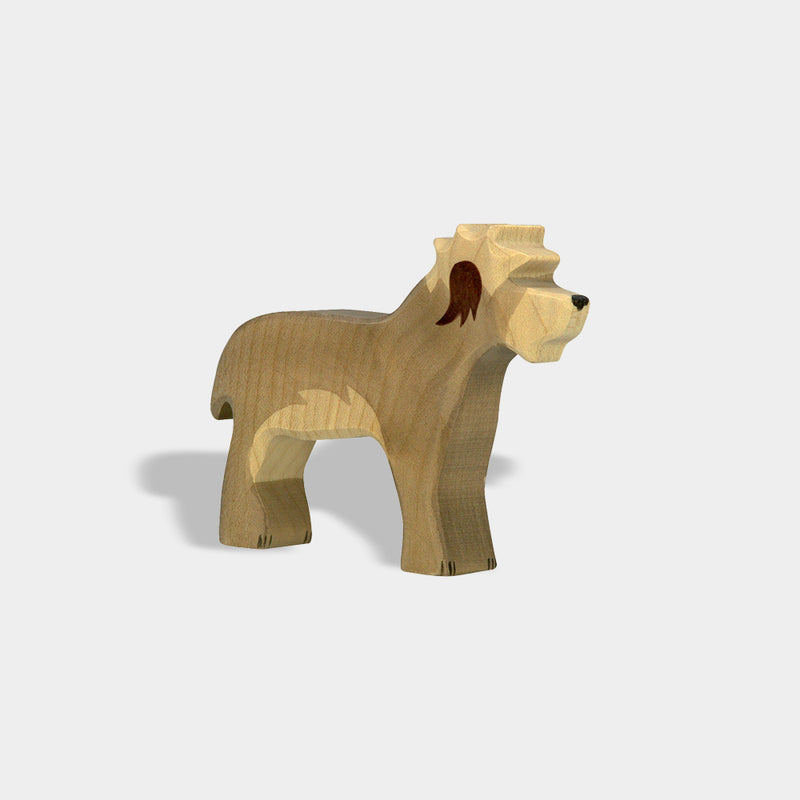 Old Sheepdog | Holztiger Wooden Animals