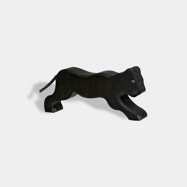 Panther | Holztiger Wooden Animals