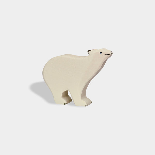 Polar Bear | Holztiger Wooden Animals