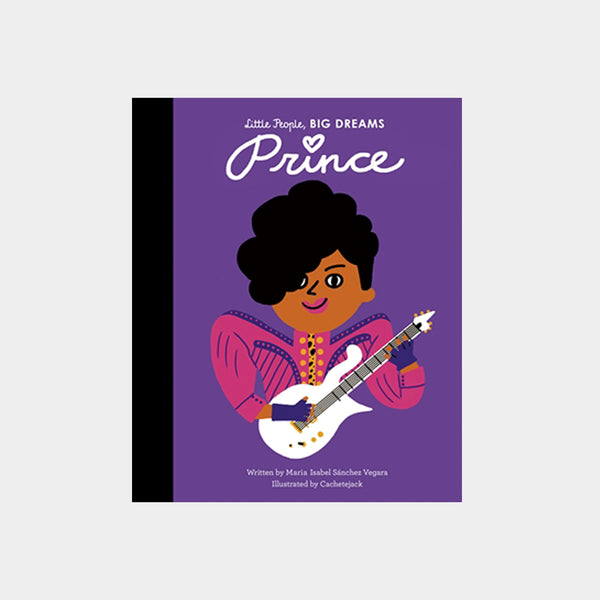 Little People, Big Dreams | Prince