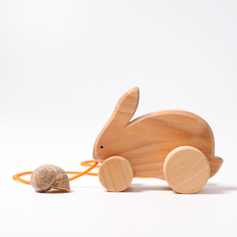 Pull-along Rabbit