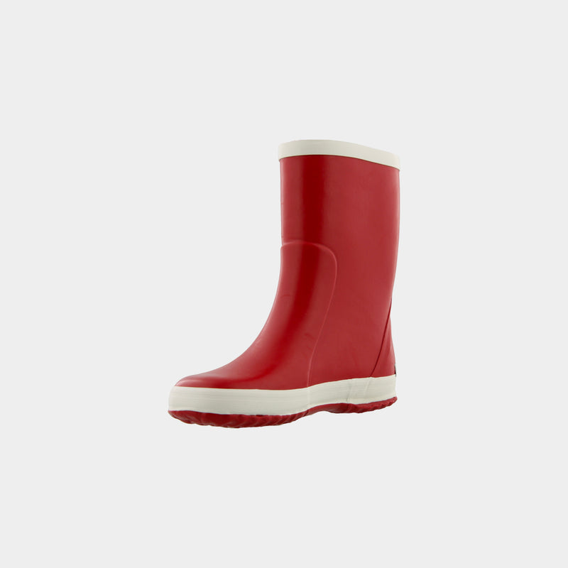 Red Wellies | Bergstein Rainboots