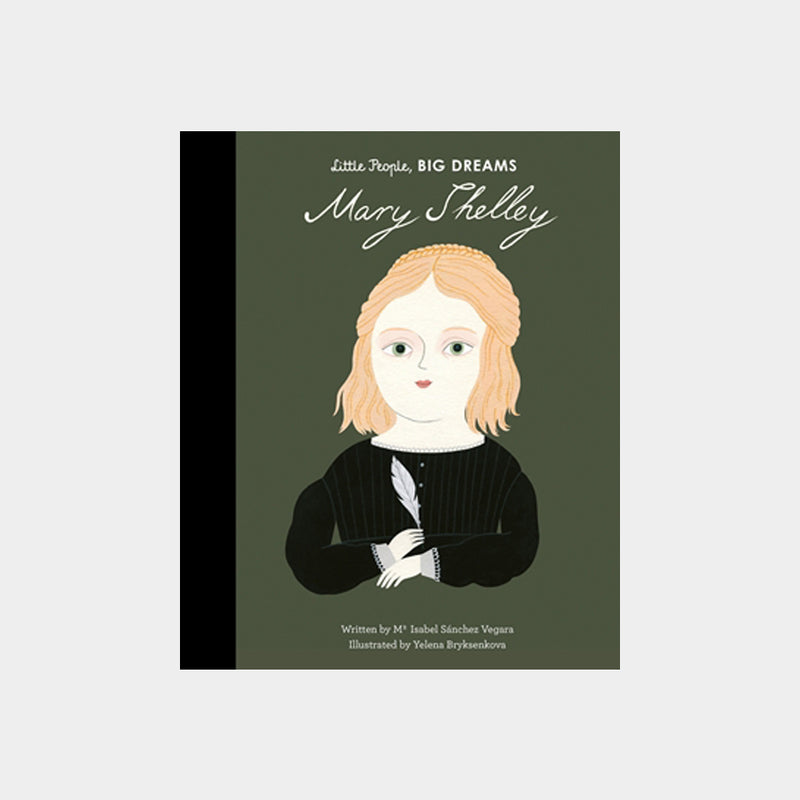 Little People, Big Dreams | Mary Shelley