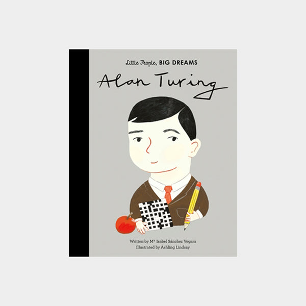 Little People, Big Dreams | Alan Turing