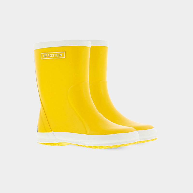 Yellow Wellies | Bergstein Rainboots