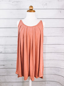 Rosy Rose Top