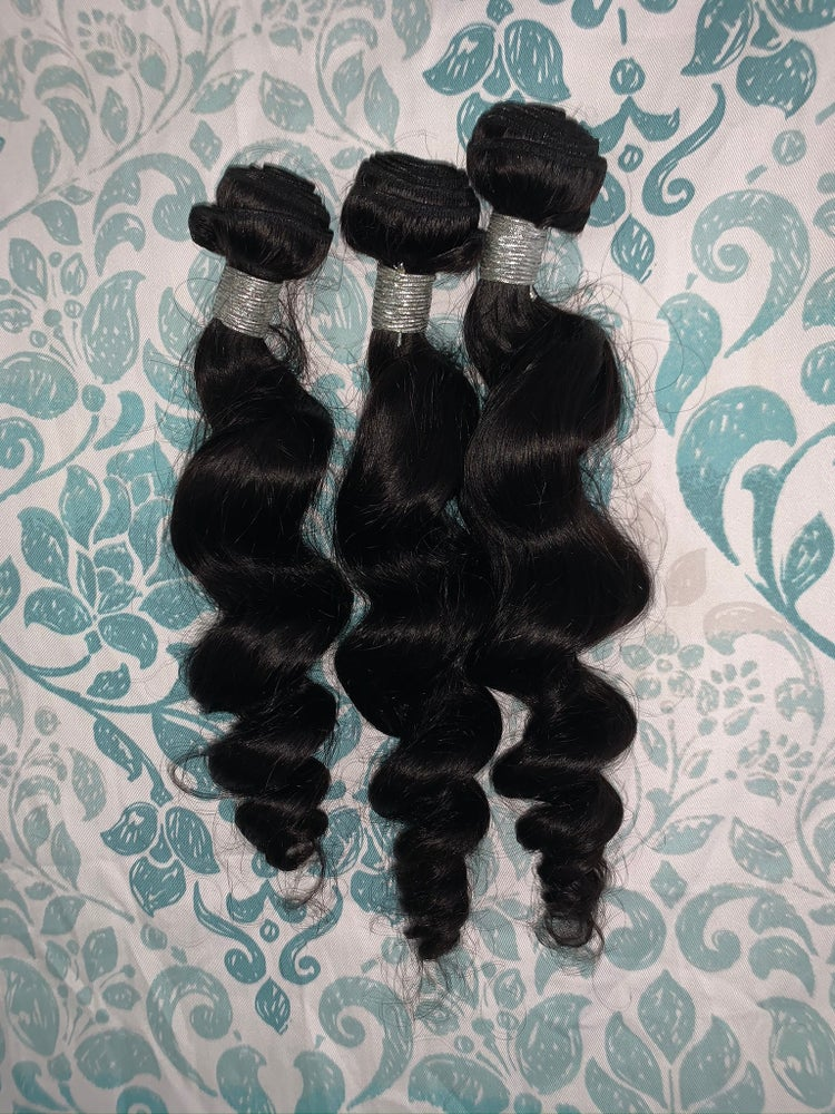 Queen Collection Loose Curl Bundles