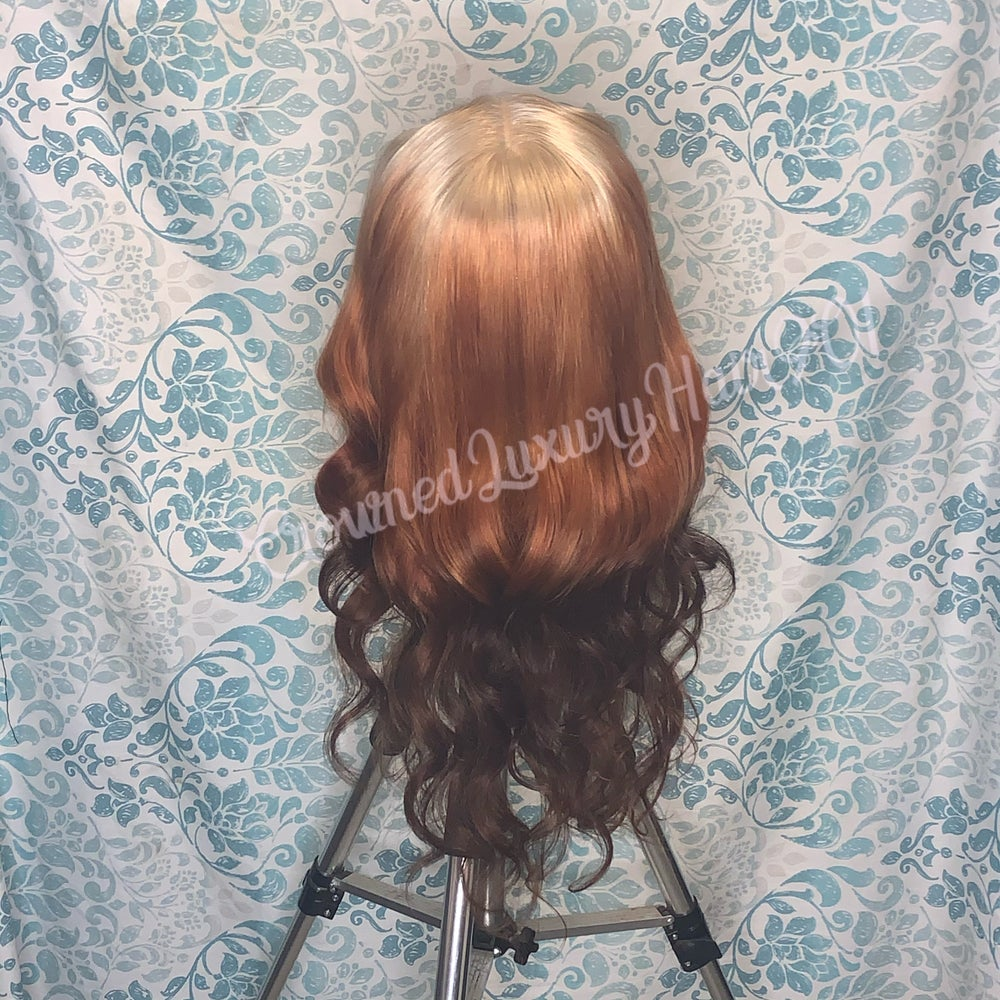 Sienna Custom 5x5 Closure Wig