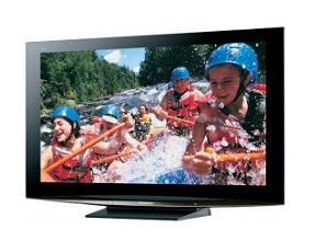 "Panasonic TH-50PV80H 50"" Multi-System Plasma TV"