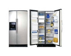 Whirlpool 6GS5SHGXRS Side By Side Refrigerator 220V